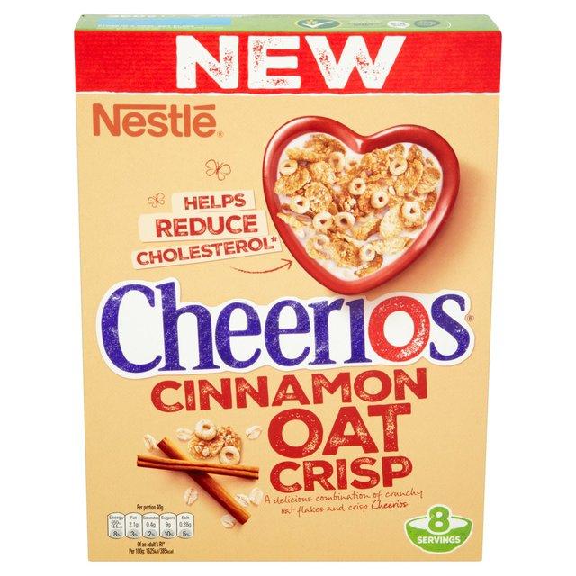 Cinnamon cereal uk